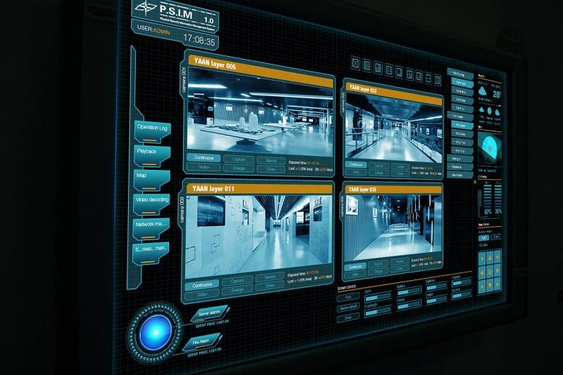 泸州星灵安防防盗报警联动视频监控系统的现实意义